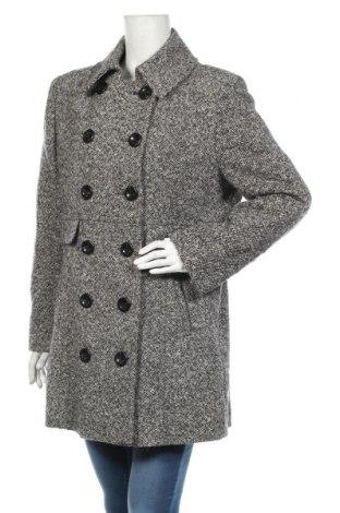 Дамско палто Christian Berg, Размер L, Цвят Сив, 75% вълна, 25% полиамид, Цена 43,37лв.