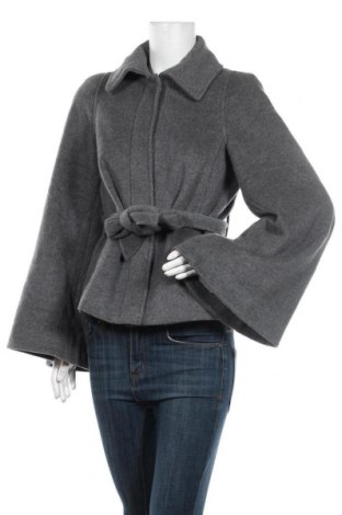 Γυναικείο παλτό Madeleine, Μέγεθος M, Χρώμα Γκρί, 60% μαλλί, 40% ανγκορά, Τιμή 36,31€