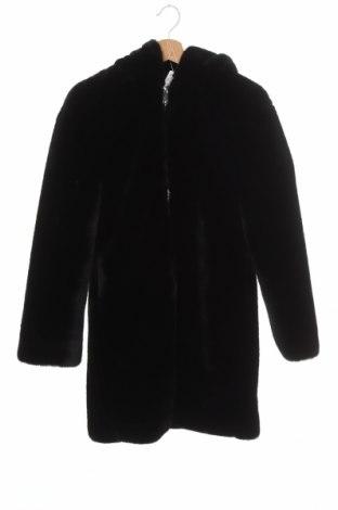 Palton de femei Mango, Mărime XS, Culoare Negru, Poliester, Preț 174,74 Lei