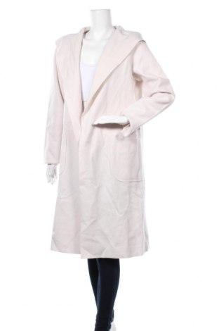 Дамско палто Rinascimento, Размер L, Цвят Бежов, Цена 174,85лв.