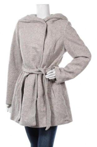 Дамско палто S.Oliver, Размер L, Цвят Сив, 50% полиестер, 35% полиакрил, 15% вълна, Цена 125,30лв.