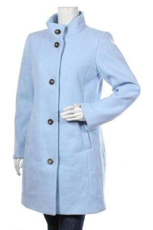 Palton de femei S.Oliver, Mărime M, Culoare Albastru, 100% poliester, Preț 270,23 Lei