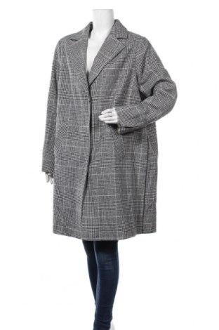 Дамско палто Triangle By s.Oliver, Размер XXL, Цвят Черен, 45% полиестер, 30% вълна, 20% полиакрил, Цена 181,30лв.