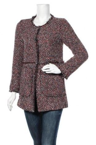 Дамско палто Urban By Venca, Размер S, Цвят Многоцветен, Полиестер, Цена 63,19лв.