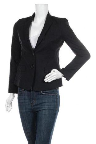 Γυναικείο σακάκι Banana Republic, Μέγεθος S, Χρώμα Μαύρο, 95% μαλλί, 5% ελαστάνη, Τιμή 10,91€