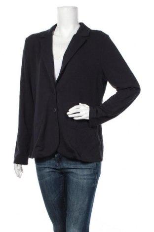 Sacou de femei Comma,, Mărime XL, Culoare Albastru, 68% viscoză, 29% bumbac, 3% elastan, Preț 140,03 Lei