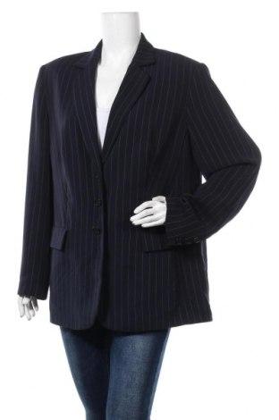 Γυναικείο σακάκι Gerry Weber, Μέγεθος XL, Χρώμα Μπλέ, 99% πολυεστέρας, 1% βισκόζη, Τιμή 44,16€