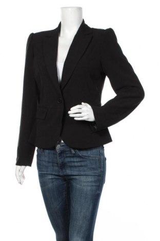 Дамско сако Hot Options, Размер M, Цвят Черен, Полиестер, вискоза, еластан, Цена 7,09лв.