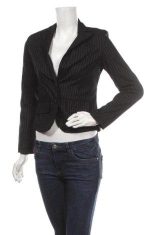 Дамско сако Jennifer Taylor, Размер S, Цвят Черен, 72% вискоза, 24% полиамид, 4% еластан, Цена 6,83лв.