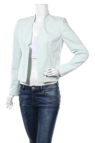 Γυναικείο σακάκι Naf Naf, Μέγεθος M, Χρώμα Μπλέ, 70% πολυεστέρας, 25% βισκόζη, 5% ελαστάνη, Τιμή 41,57€