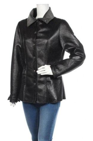 Γυναικείο μπουφάν, Μέγεθος M, Χρώμα Μαύρο, 100% πολυεστέρας, Τιμή 9,55€