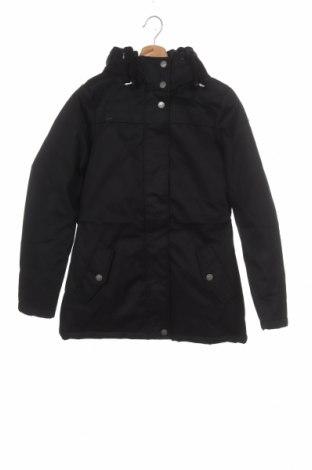 Γυναικείο μπουφάν Dreimaster, Μέγεθος XS, Χρώμα Μαύρο, 65% πολυεστέρας, 35% βαμβάκι, Τιμή 35,06€