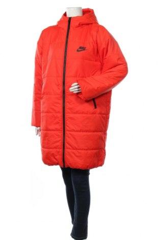 Dámská bunda  Nike, Velikost M, Barva Červená, Polyester, Cena  3576,00Kč