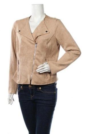 Dámská bunda  Street One, Velikost M, Barva Béžová, 90% polyester, 10% elastan, Cena  135,00Kč