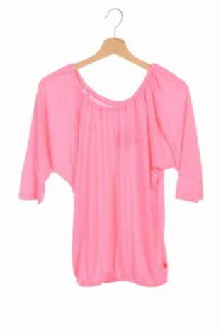 Детска блуза Cfl Colors for life, Размер 13-14y/ 164-168 см, Цвят Розов, 65% полиестер, 35% вискоза, Цена 4,73лв.