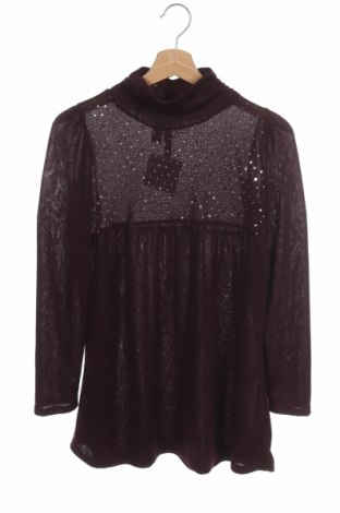 Детска блуза Epic Threads, Размер 13-14y/ 164-168 см, Цвят Лилав, 95% полиестер, 5% еластан, Цена 3,94лв.