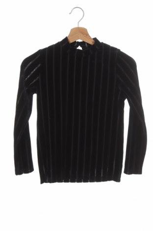 Детска блуза Name It, Размер 8-9y/ 134-140 см, Цвят Син, 93% полиестер, 7% еластан, Цена 4,46лв.