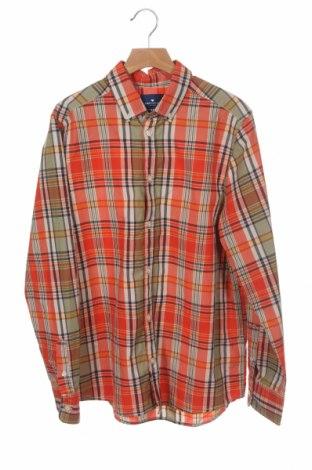 Παιδικό πουκάμισο Tom Tailor, Μέγεθος 12-13y/ 158-164 εκ., Χρώμα Πολύχρωμο, Βαμβάκι, Τιμή 24,12€