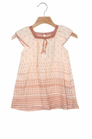 Παιδικό φόρεμα Chloé, Μέγεθος 9-12m/ 74-80 εκ., Χρώμα  Μπέζ, Λινό, Τιμή 35,63€