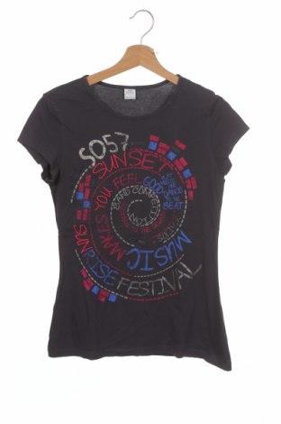 Tricou pentru copii S.Oliver, Mărime 15-18y/ 170-176 cm, Culoare Gri, Preț 56,75 Lei