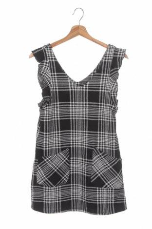 Dětská tunika  Zara Kids, Velikost 8-9y/ 134-140 cm, Barva Černá, 65% polyester, 30% bavlna, 5% elastan, Cena  326,00Kč