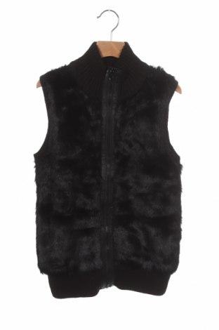Vestă pentru copii H&M, Mărime 14-15y/ 168-170 cm, Culoare Negru, Acrilic, Preț 72,95 Lei