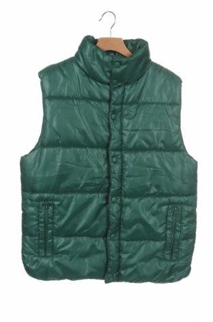 Dětská vesta  One By One, Velikost 12-13y/ 158-164 cm, Barva Zelená, Polyester, Cena  399,00Kč