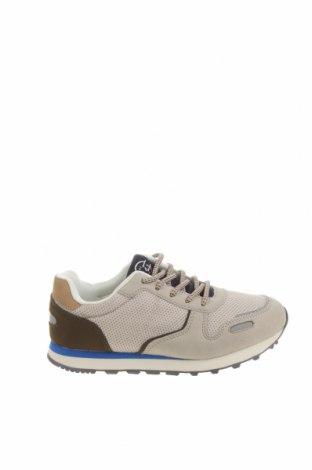 Детски обувки Lefties, Размер 32, Цвят Бежов, Еко кожа, текстил, Цена 36,75лв.
