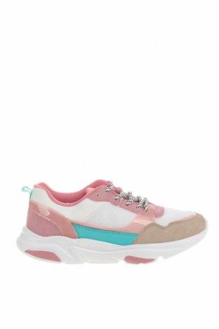 Детски обувки Lefties, Размер 37, Цвят Многоцветен, Текстил, еко кожа, Цена 44,25лв.