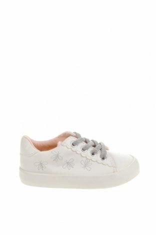 Детски обувки Lefties, Размер 22, Цвят Бял, Еко кожа, Цена 24,00лв.