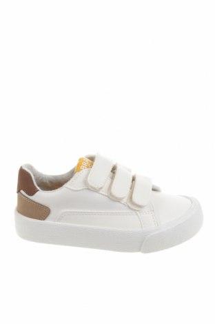 Детски обувки Lefties, Размер 24, Цвят Бял, Еко кожа, Цена 31,50лв.