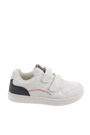 Детски обувки Lefties, Размер 28, Цвят Бял, Еко кожа, Цена 31,50лв.