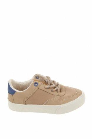 Детски обувки Lefties, Размер 24, Цвят Бежов, Текстил, еко кожа, Цена 36,75лв.