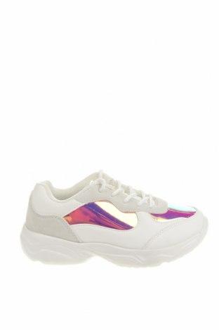 Детски обувки Lefties, Размер 33, Цвят Бял, Еко кожа, Цена 36,75лв.