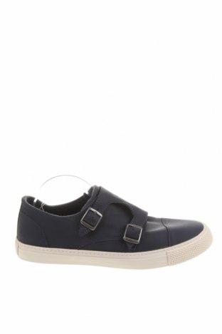 Детски обувки Zara, Размер 38, Цвят Син, Еко кожа, Цена 59,25лв.