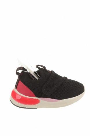 Încălțăminte pentru copii Zara, Mărime 20, Culoare Negru, Textil, Preț 73,55 Lei