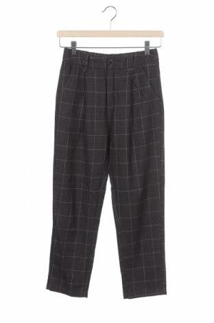 Детски панталон, Размер 11-12y/ 152-158 см, Цвят Сив, Цена 4,73лв.
