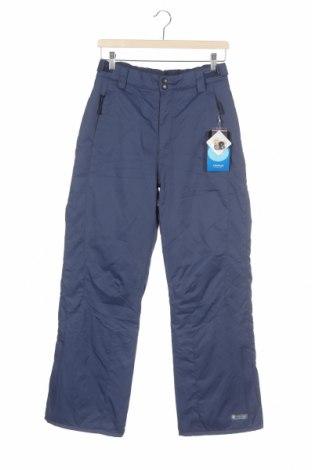 Dětské kalhoty pro zimní sporty  Campus, Velikost 13-14y/ 164-168 cm, Barva Modrá, Polyester, Cena  1578,00Kč
