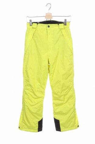 Παιδικό παντελόνι για χειμερινά σπορ Crane, Μέγεθος 10-11y/ 146-152 εκ., Χρώμα Κίτρινο, Πολυεστέρας, Τιμή 20,13€