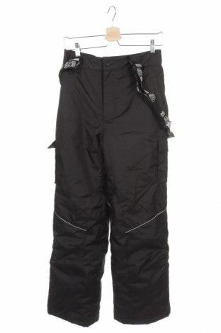 Dětské kalhoty pro zimní sporty  Kik, Velikost 15-18y/ 170-176 cm, Barva Černá, Polyester, Cena  701,00Kč