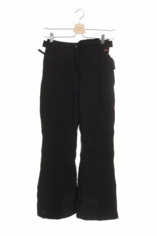 Pantaloni pentru copii pentru sporturi de iarnă Maier Sports, Mărime 15-18y/ 170-176 cm, Culoare Negru, 90% poliamidă, 10% elastan, Preț 258,63 Lei