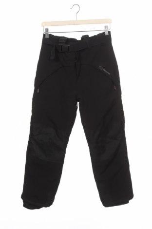 Pantaloni pentru copii pentru sporturi de iarnă McKinley, Mărime 10-11y/ 146-152 cm, Culoare Negru, 95% poliester, 5% elastan, Preț 109,42 Lei