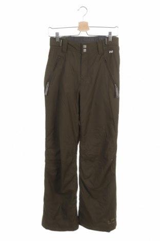 Pantaloni pentru copii pentru sporturi de iarnă Protest, Mărime 15-18y/ 170-176 cm, Culoare Verde, Poliamidă, Preț 361,42 Lei