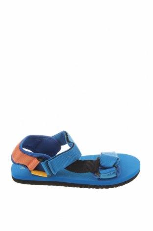 Детски сандали Lefties, Размер 32, Цвят Син, Текстил, Цена 22,05лв.