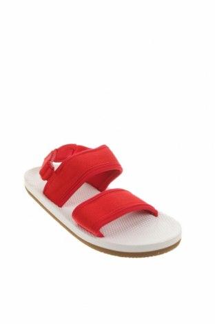 Детски сандали Lefties, Размер 36, Цвят Червен, Текстил, Цена 19,50лв.