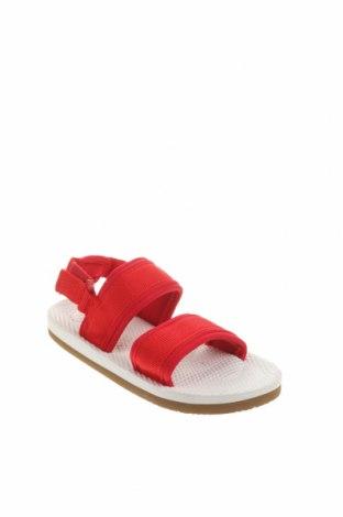 Детски сандали Lefties, Размер 30, Цвят Червен, Текстил, Цена 19,50лв.