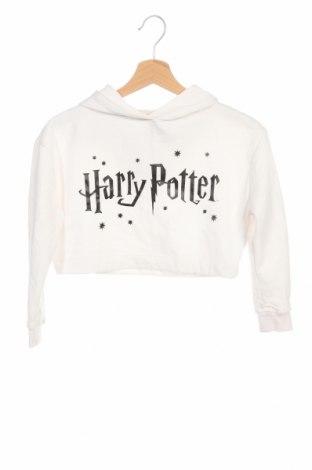 Hanorac pentru copii Harry Potter, Mărime 8-9y/ 134-140 cm, Culoare Alb, 71% bumbac, 29% poliester, Preț 63,00 Lei