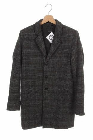 Dětský kabát  Reserved, Velikost 12-13y/ 158-164 cm, Barva Vícebarevné, 90% polyester, 10% vlna, Cena  670,00Kč
