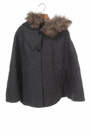 Dětský kabát  Zara, Velikost 12-13y/ 158-164 cm, Barva Šedá, 60% vlna, 40% polyamide, Cena  829,00Kč