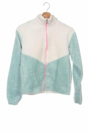 Bluză de trening, pentru copii H&M Sport, Mărime 12-13y/ 158-164 cm, Culoare Alb, Poliester, Preț 120,89 Lei